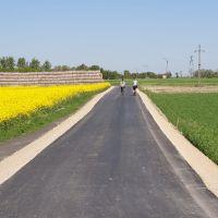 Przebudowa drogi gminnej 103625L w Kolechowicach -2019-2020