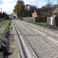 Przebudowa drogi gminnej nr 103621L w miejscowościach Kolechowice Kolonia i Kolechowice-2020-2021 r.