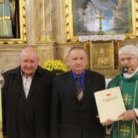 Uroczystości religijno – patriotyczne w Buśnie