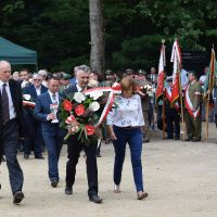 """74. rocznica pobytu i walk 27 WDP AK w ramach akcji """"Burza"""" na Lubelszczyźnie"""