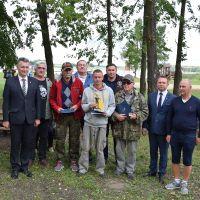 zawody wędkarskie o Puchar Burmistrza Ostrowa Lubelskiego
