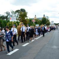 Dożynki Powiatu Lubartowskiego w Ostrowie Lubelskim