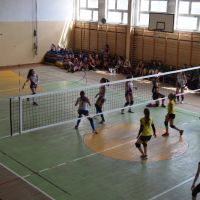 I Międzynarodowy Turniej Piłki Siatkowej o puchar Burmistrza Ostrowa Lubelskiego