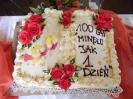 Jubileusz 100 - lecia urodzin Pana  Wacława Polaka