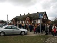 Niedziela Palmowa w Ostrowie Lubelskim