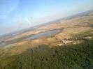Ostrów Lubelski z lotu ptaka