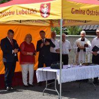 Otwarcie drogi gminnej w miejscowościach Kolechowice-Kolonia i Kolechowice