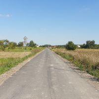 Przebudowa dróg gminnych 103616L i 103617L w Kaznowie Kolonii