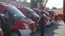 Przekazanie samochodu OSP Ostrów Lubelski