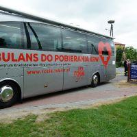 Wakacyjna zbiórka krwi w Kaznowie
