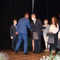 Nagrody dla najzdolniejszych uczniów rozdane