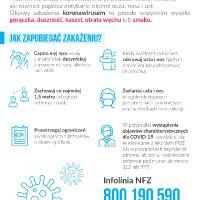 Bezpieczeństwo epidemicznego i zasad odbywania kwarantanny
