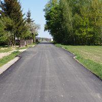 Przebudowa dróg gminnych 103616L i 103617L w Kaznowie Kolonii-2019-2020 r.