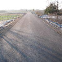 Przebudowa dróg gminnych nr 103620L i nr 103623L w Rozkopaczewie - 2016 r.