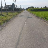 Przebudowa drogi gminnej nr 103621L w miejscowościach Kolechowice Kolonia i Kolechowice- 2020-2021 r.