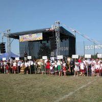 Święto Plonów w Uścimowie z udziałem Burmistrza Ostrowa Lubelskiego
