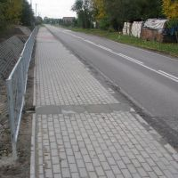 Chodnik - Rozkopaczew i Kolechowice
