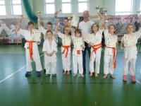 Mistrzostwa Województwa Lubelskiego Młodzików i Juniorów Młodszych Karate Kyokushinoraz Ogólnopolski Turniej o Puchar Wójta Gminy Łabunie