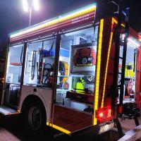Nowy wóz strażacki trafił do Jednostki OSP w Jamach