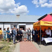 Otwarcie drogi powiatowej w Kaznowie